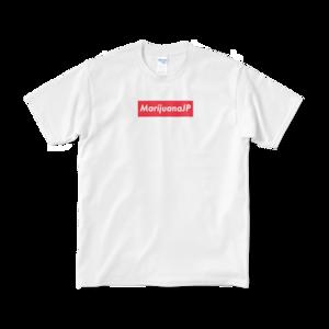 マリファナJPオリジナルロゴデザイン【Tシャツ】(3色)