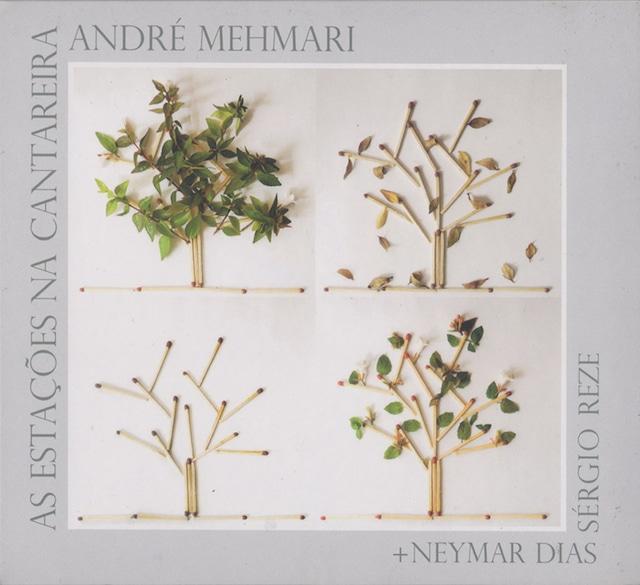 André Mehmari「As Estações Na Cantareira」(Estudio Monteverdi)