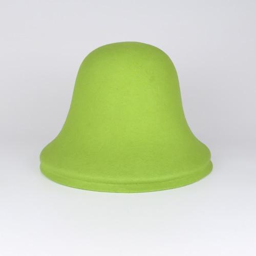 BE-L1 Wool Layer Bell Hat - YGR
