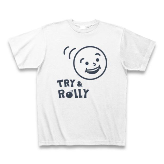Try&Rollyイベント「1日目用」スタッフTシャツ