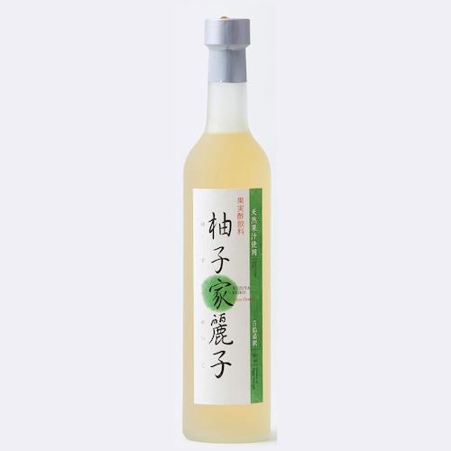 果実家の人々シリーズ 500ml柚子家麗子(ゆずやれいこ)