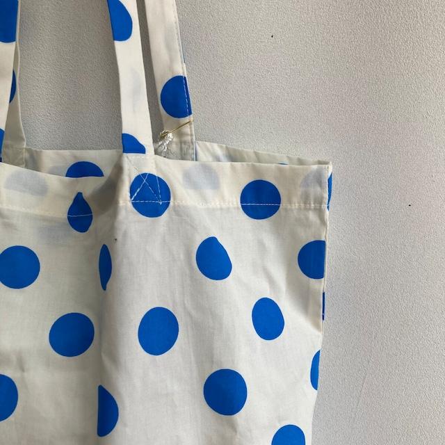 ギンガム チェック トートバッグ  ケニファイン 抗菌 シンバルプリント 内ポケット付 エコ バッグ 日本製 綿100% 洗える