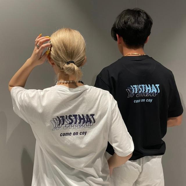 【翌日発送】Back logo street style T-shirts LD0652