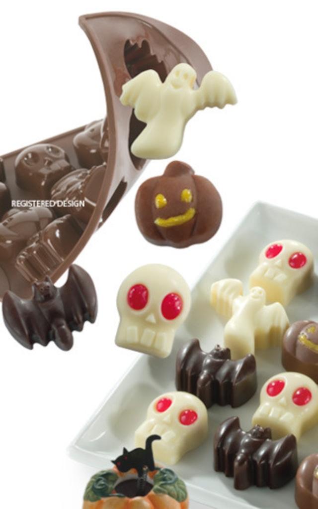 CHOCO08  チョコアイス・スカル