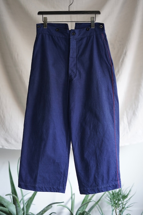 <SOLD OUT>Firefighter Pants 1940's - French Vintage