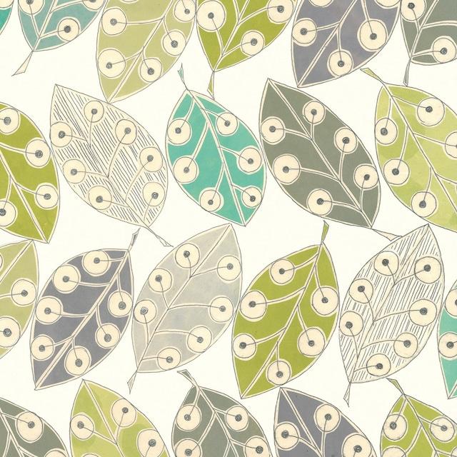 【Paperproducts Design】バラ売り2枚 ランチサイズ ペーパーナプキン Leaf Process オフホワイト