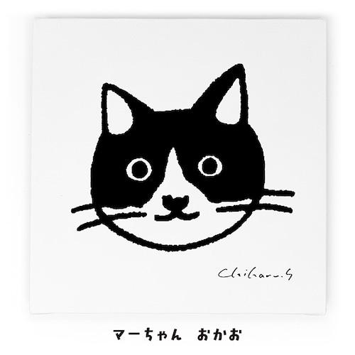 【直筆サイン入り】マーちゃん キャンバス・アート No.0004