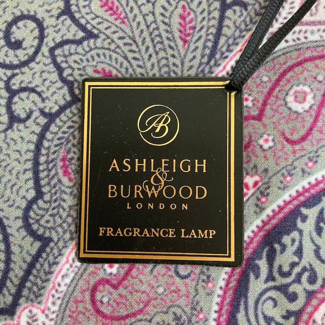 Ashleigh&Burwood(アシュレイ&バーウッド) アロマ フレグランスランプセット オイル付 数量限定 取扱店 人気 香り 効果 除菌 使い方 お手入れ方法