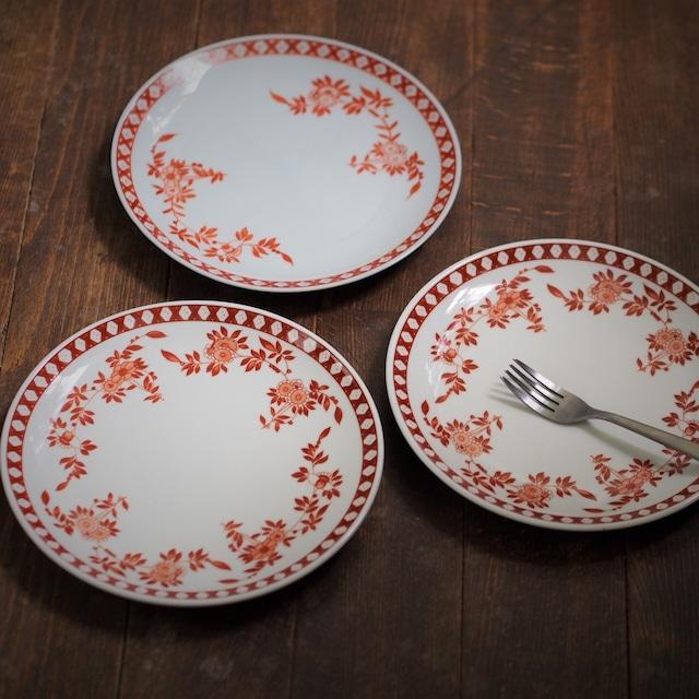 『コーラルクレストのブレッド皿』ペニンシュラ食器/香港
