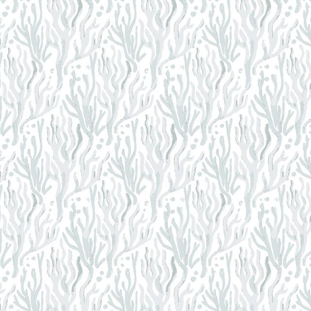 北欧【HAVI'S】バラ売り1枚 ランチサイズ ペーパーナプキン Koralli アクア