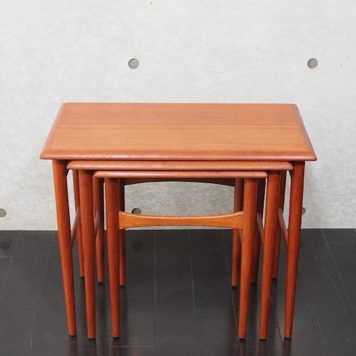 北欧ヴィンテージ家具 ネストテーブル