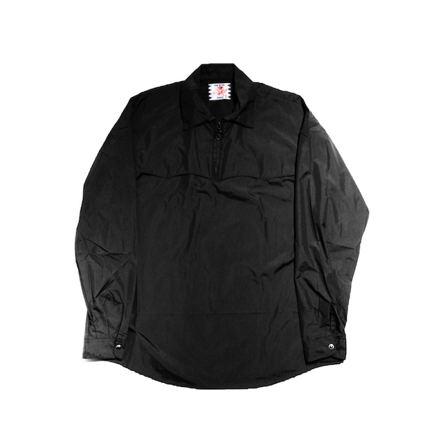 【SON OF THE CHEESE】WESTERN SHIRT BLACK