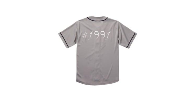 1991 baseball T-shirts (GRY)