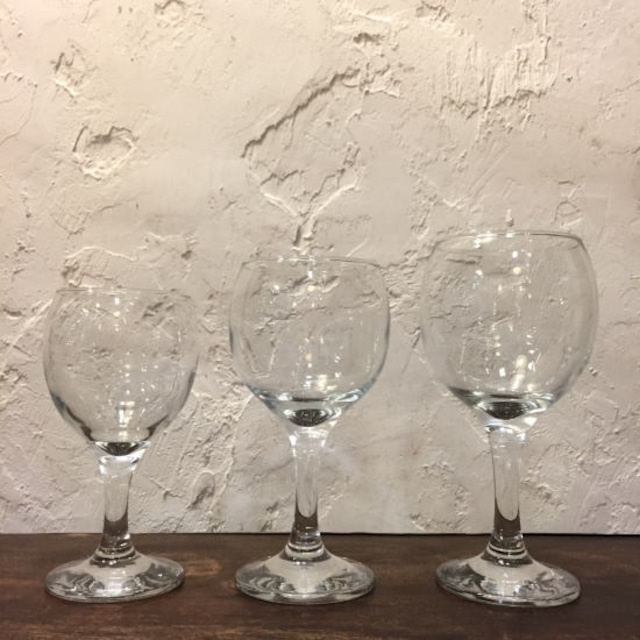 PASABAHCE ビストロ ワイングラス/M 225ml