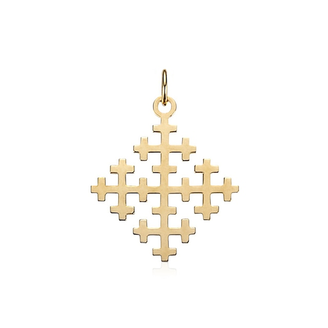 スタンダード ペンダント 【Special Cross - K18YG】