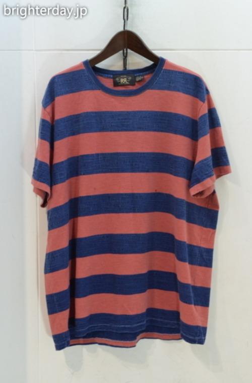 RRL ボーダーTシャツ