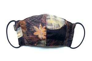 【COTEMER マスク 日本製】OVERALL PATTERN SHIRTS MASK 0525-160