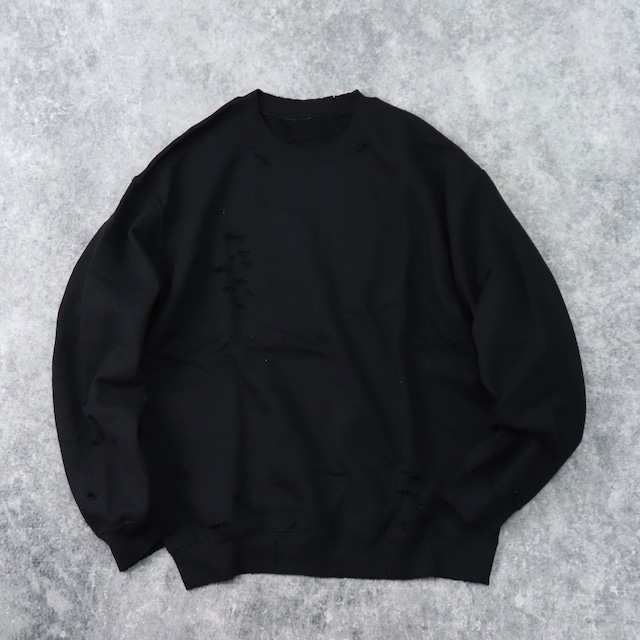 """ BORO ""   Sweat  Shirt   BLACK B80"