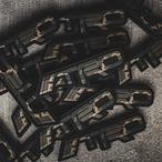 【 GunRnr 】MULTICAM BLACK RACING PATCH