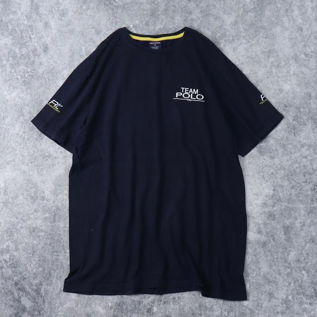 90年代 Tシャツ POLO SPORT TEAM POLO T A205