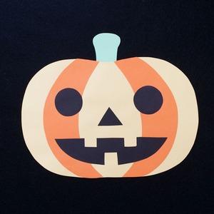 ハロウィンのかぼちゃ(小)の壁面装飾
