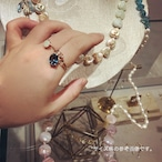 Stone Rings(ストーンリング)EMU015RS-3 ブルートパーズ