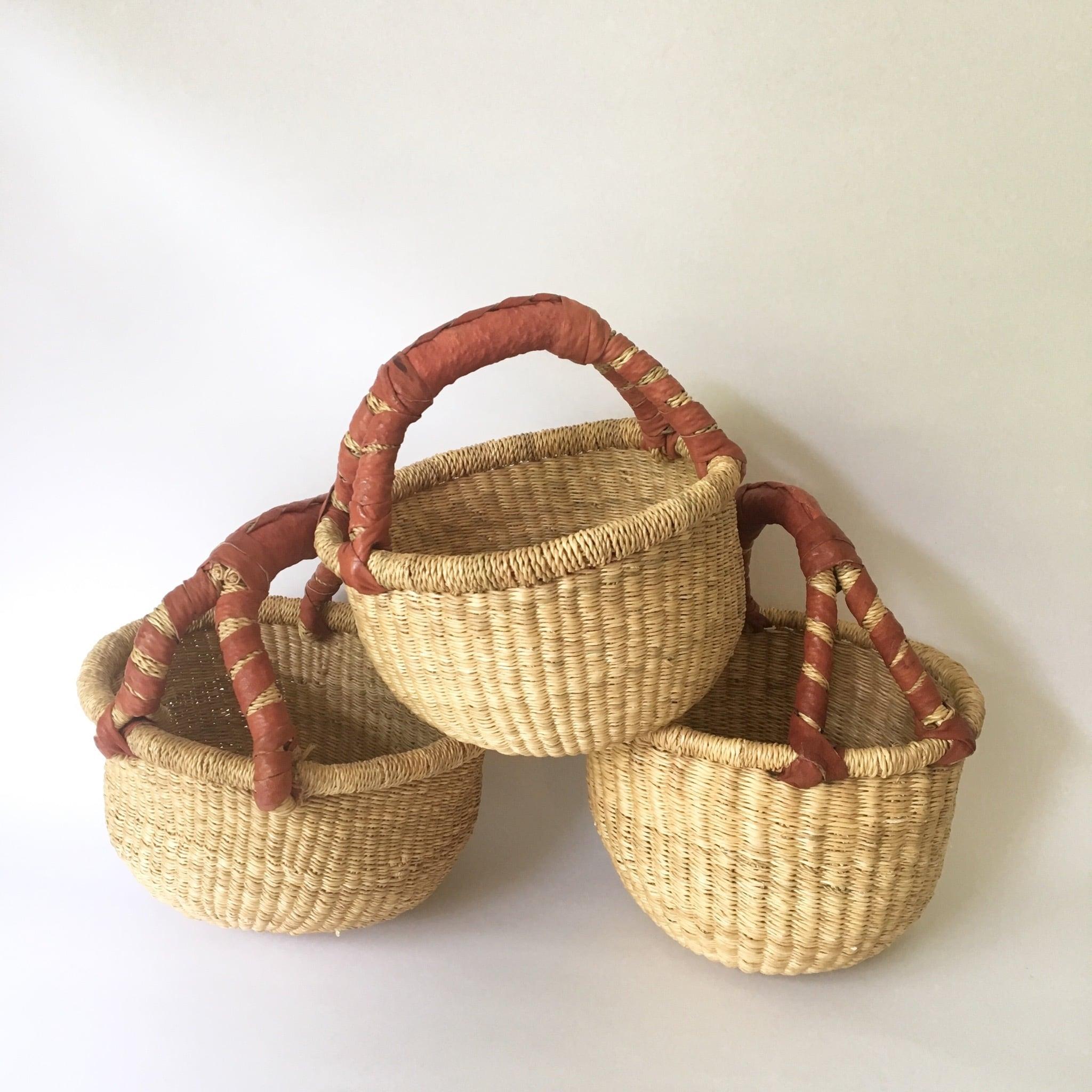 Burkina Basket S Natural