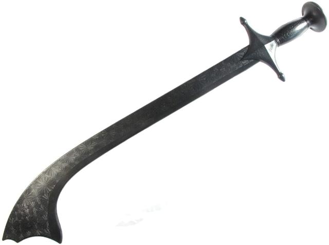 W225IM  コラ ネパールの刀
