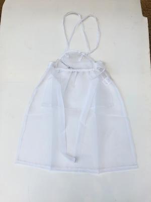 【21AW】フランキーグロウ ( frankygrow )ORGANDY JUMPUR SKIRT[  M / L ]white チュール スカート