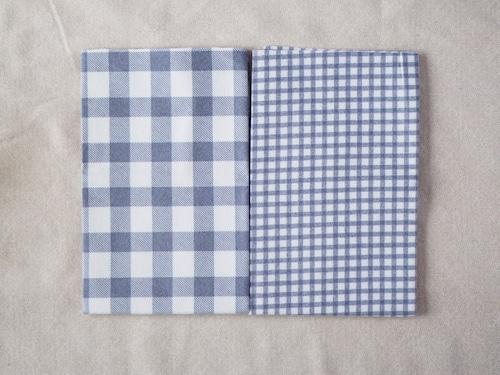 Moda Yuletide Gatherings Flannels ホワイトグレーカットクロスセット1