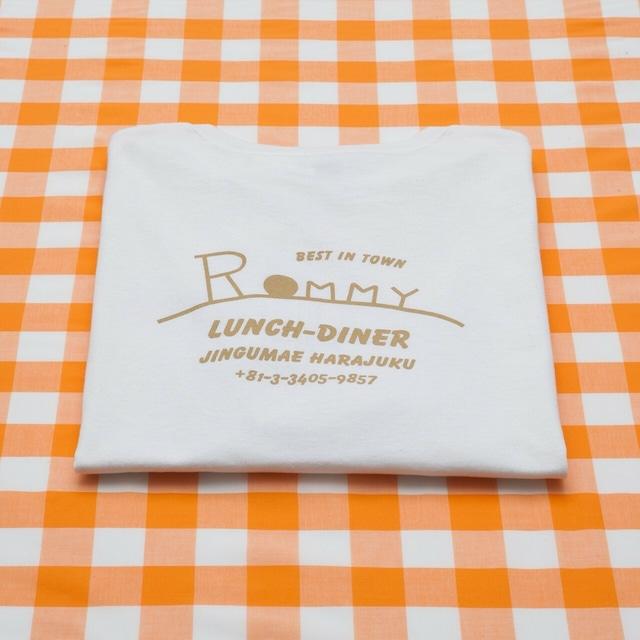 【FAN】ROMMY Original T BEIGE