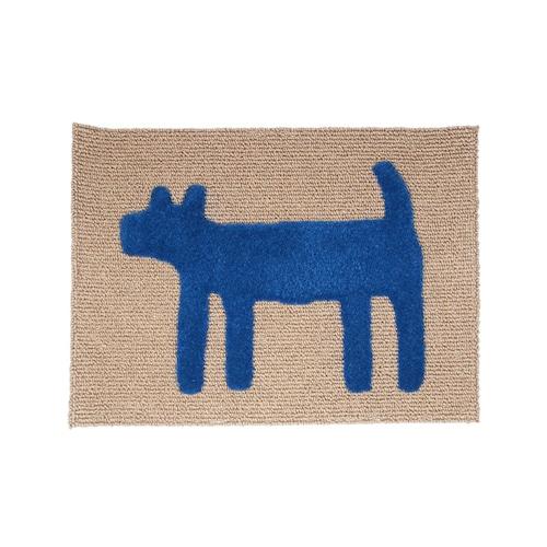 F/style(エフスタイル) House Doggy Mat(S) ブルー