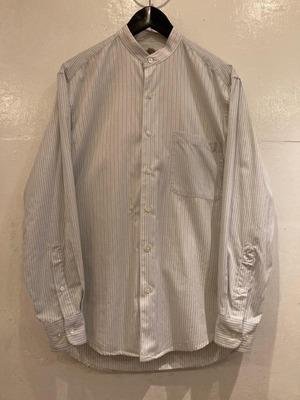 BANANA REPUBLIC バンドカラーシャツ