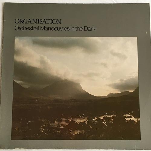【LP・蘭盤】OMD / Organisation