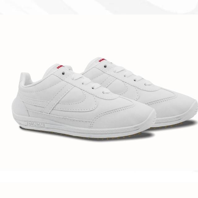 【PANAM】 PANAM Sneaker 0010/BLANCO