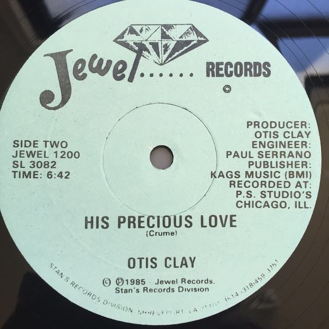 Otis Clay – When The Gates Swing Open