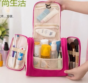 5003旅行 トラベルポーチ バッグ 洗面用具 収納 洗面道具 化粧品 海外旅行 コスメバッグ  出張 大容量