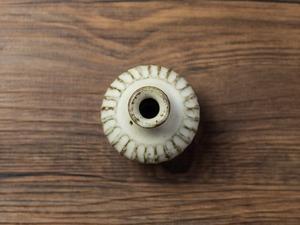 粉引 一輪挿し(小)4/くるり窯