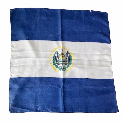 El Salvador NATIONAL FLAG BANDANA