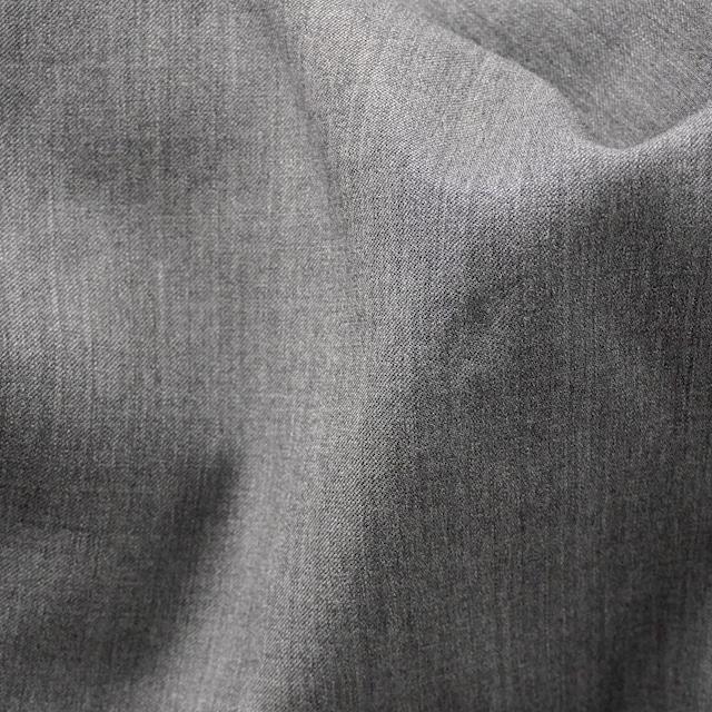 【MADE IN FRANCE】BERNARD ZINS1タックストレートパンツ