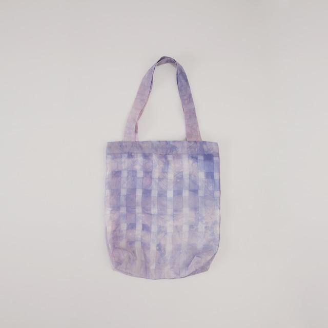 Mini Eco bag  -Blue Lavender