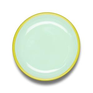BORNN / COLORAMA - Small Plate - Mint