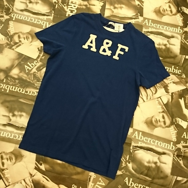 Abercronmbie&FitchメンズTシャツLサイズ