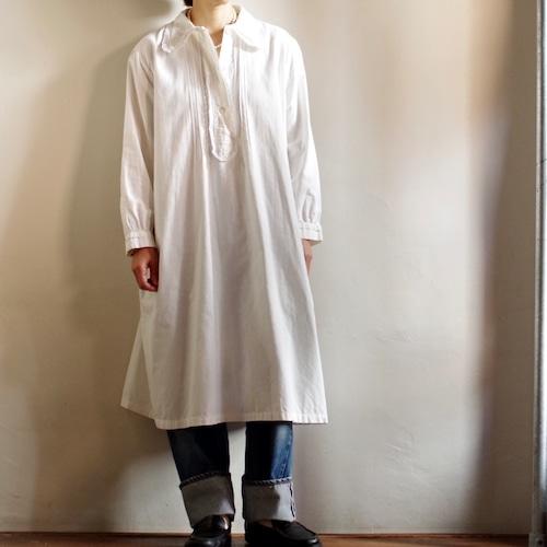 Vintage Cotton Dress / Night Dress / コットン ナイト ドレス