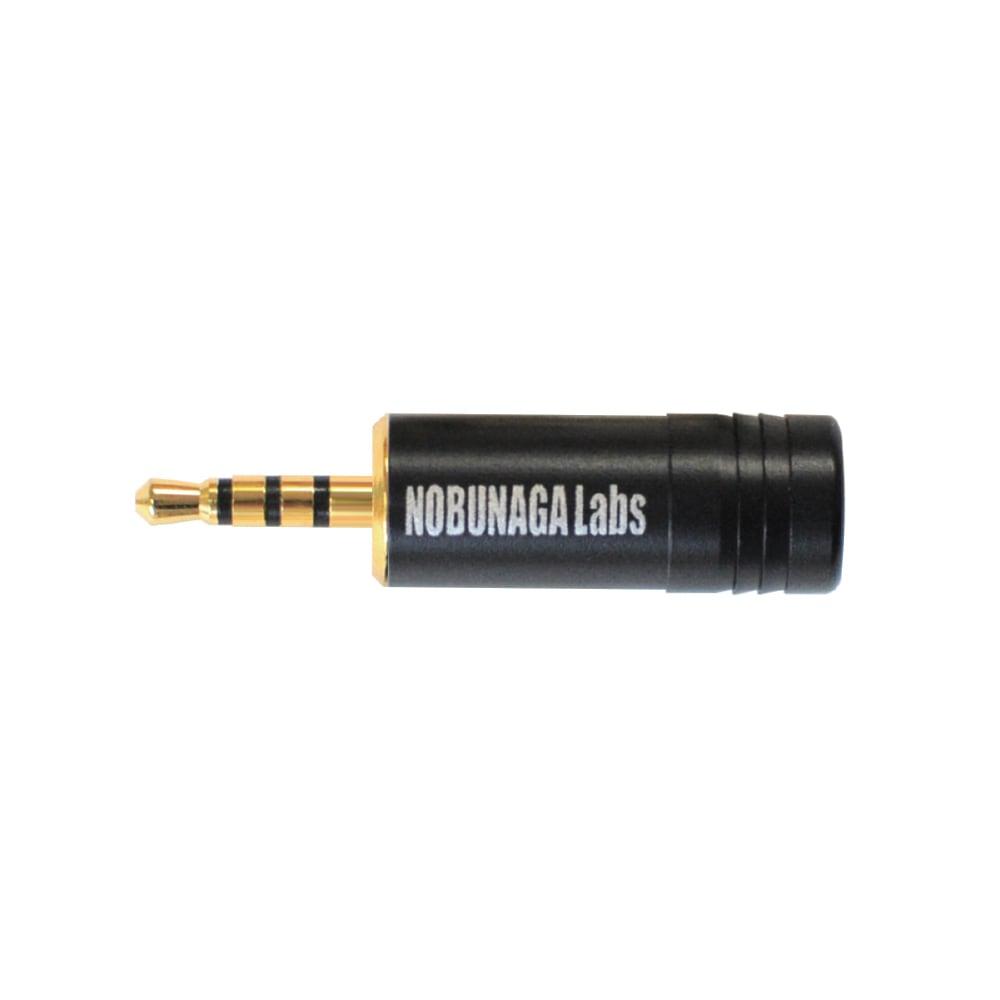 2.5mm4極プラグ NLP-PRO-IS2.5/4 :: NOBUNAGA Labs