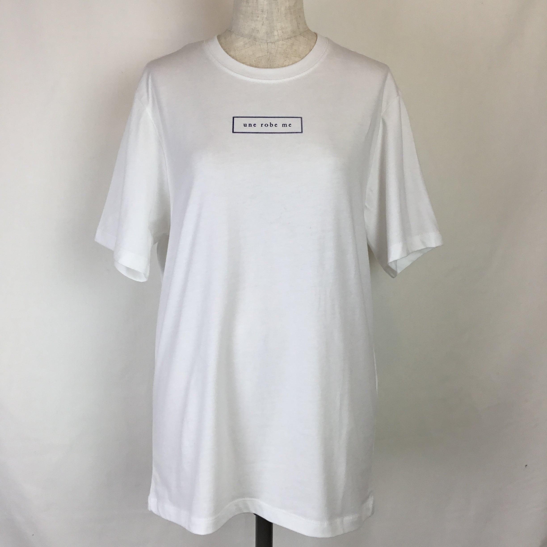 オリジナルスモールロゴTシャツ (ホワイト)