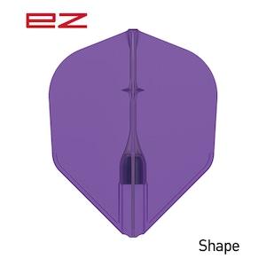 L-Flight EZ L3 [Shape] Clear Purple