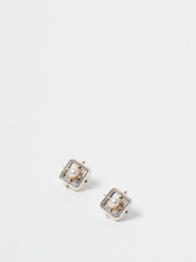Cyclades Stud Earring / Gerochristo