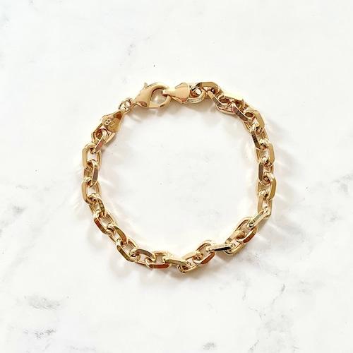 【GF5-6】gold filled bracelet