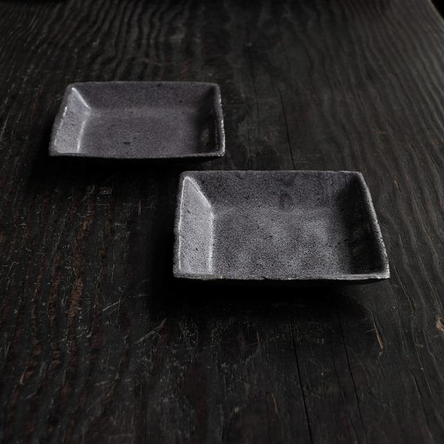 角小皿 uchida yoshimi